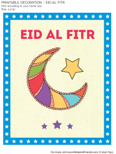 Amazing Eid Party Eid Al-Fitr Decorations - Printable-Decoration-Eid-al-fitr-FrameArt-227x300  2018_592498 .jpg